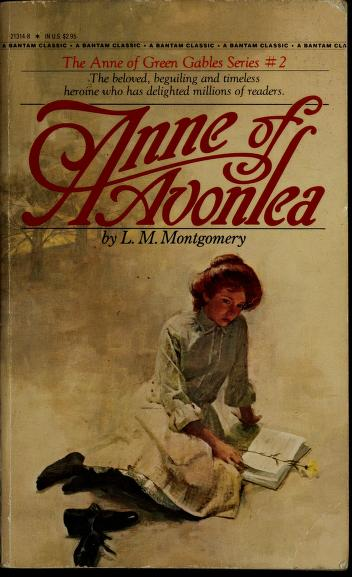 Cover of: Anne of Avonlea | Lucy Maud Montgomery