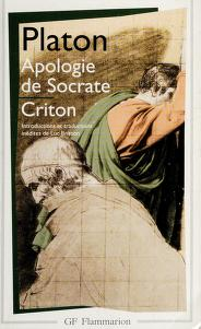Cover of: Apologie de Socrate. Criton | Plato