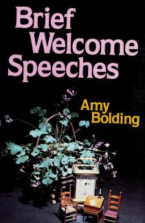 Cover of: Brief Welcome Speeches | Amy Bolding