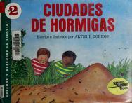 Cover of: Ciudades de hormigas | Arthur Dorros
