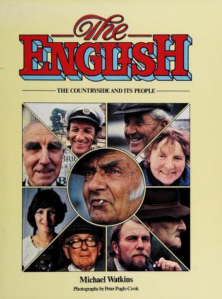Cover of: The English | Michael Watkins
