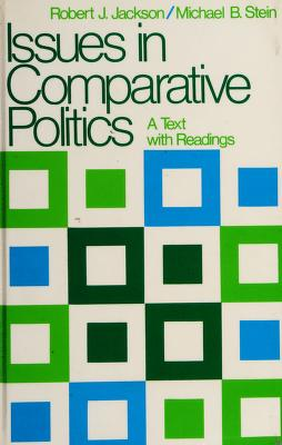 Cover of: Issues in comparative politics | Robert J. Jackson