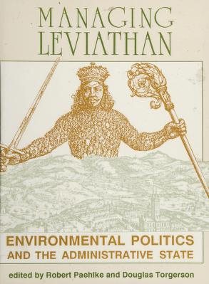 Cover of: Managing Leviathan | edited by Robert Paehlke and Douglas Torgerson.