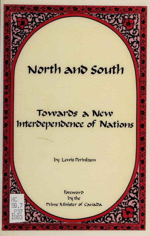 North and South by Lewis Perinbam