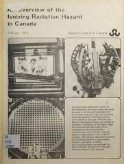 Cover of: An overview of the ionizing radiation hazard in Canada   J. Basuk