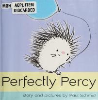 Cover of: Percy's big idea | Paul Schmid