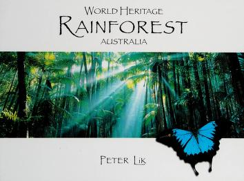 Cover of: World Heritage Rainforest |